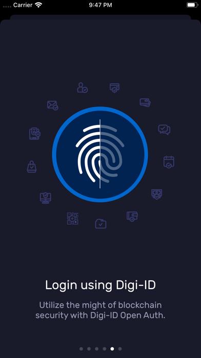 DigiByte screenshot two