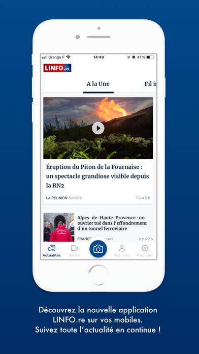 cancel Linfo app subscription image 1