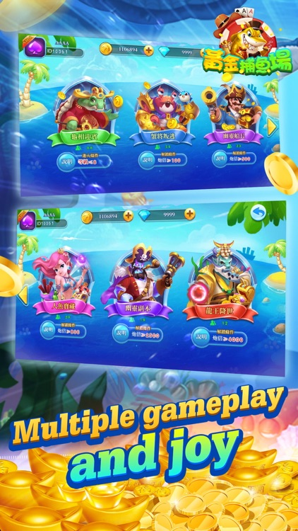 Fishing Casino - Ocean King screenshot-3