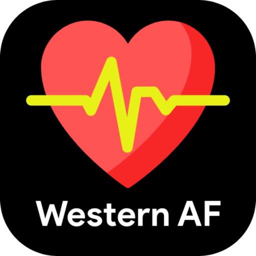WesternAF Symposium icon