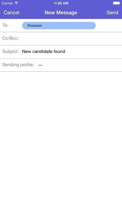 OTYS Mail screenshot-4