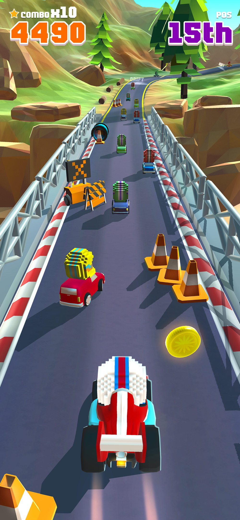 Blocky Racer – Endless Racing Cheat Codes