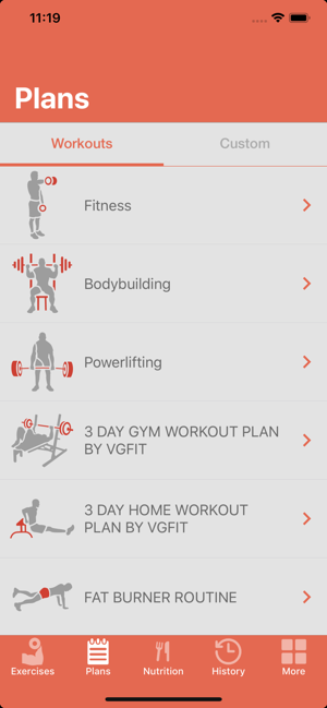 Fitness Bodybuilding Pro On The App Store