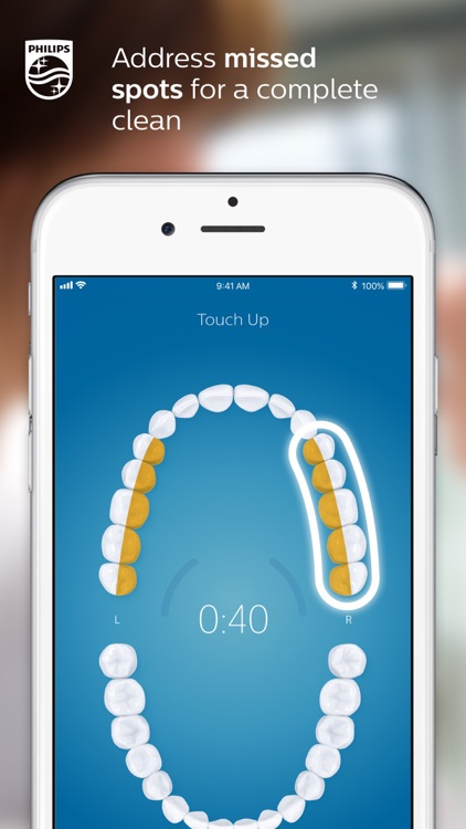Philips Sonicare screenshot-2