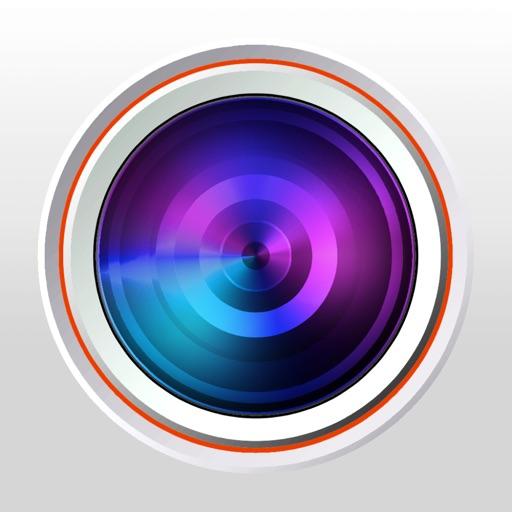 無音カメラ Capera