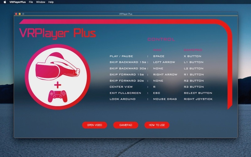 VRPlayer Plus screenshot 1