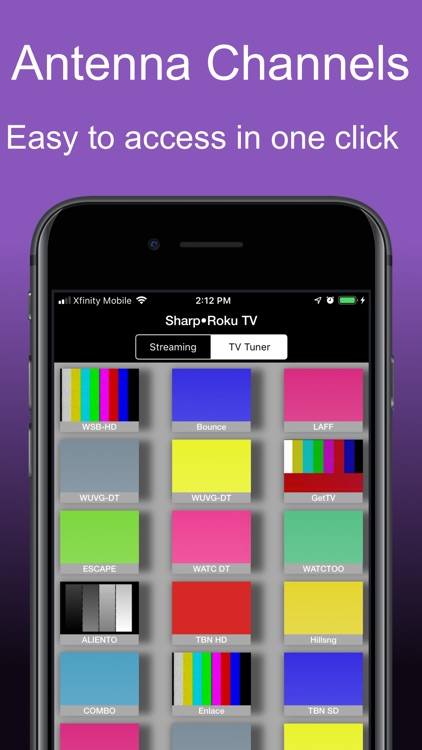 Remote for Roku Tvs: iRoku Pro screenshot-3