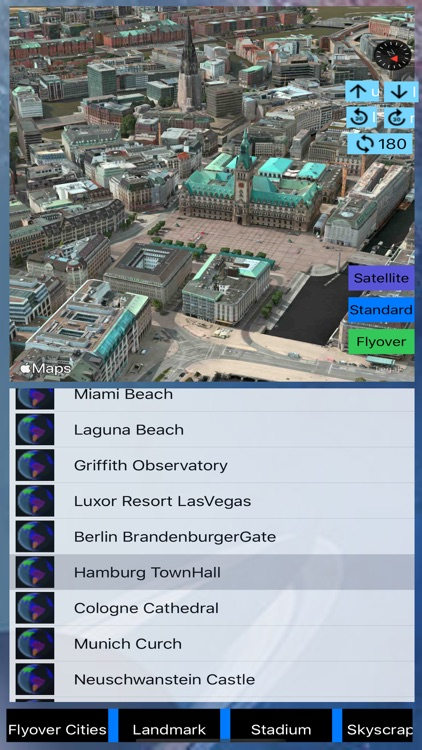 3D Cities and Places screenshot-6