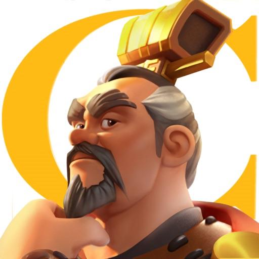 Rise of Kingdoms app logo