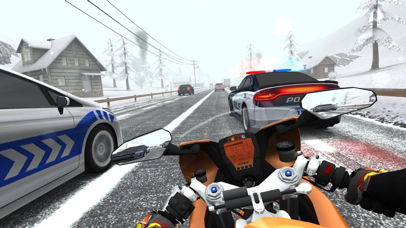 Racing Fever: Moto screenshot 3