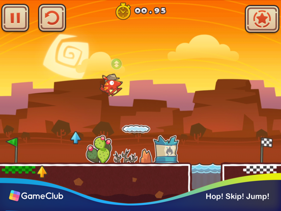 Run Roo Run - GameClub screenshot 7