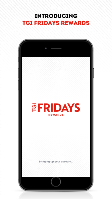 TGI Fridays UK screenshot one