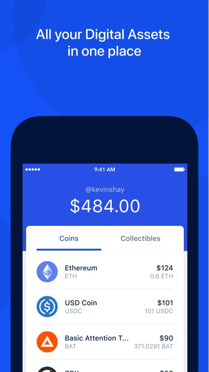 Coinbase Wallet by Toshi