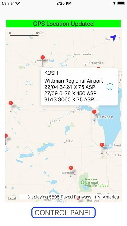 Airport Runway Finder screenshot-4