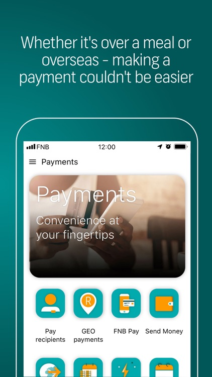 FNB Banking App – (iOS Apps) — AppAgg
