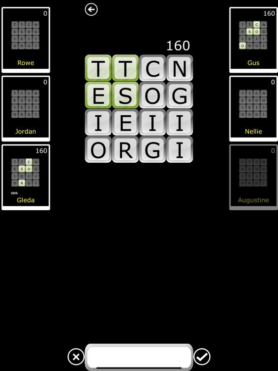 Word Battle Royale Pro screenshot-4