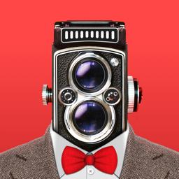 Ícone do app #filmphotography