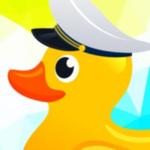 爱洗澡的鸭子