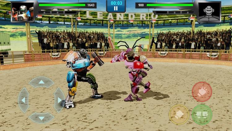 Real Steel Champions screenshot-5