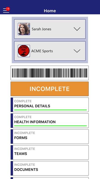 PRIVIT: Health Profiles