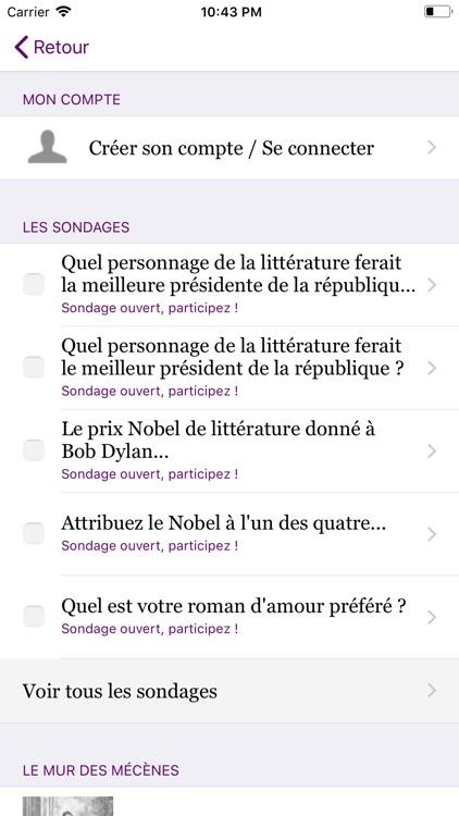 Un Texte Un Jour screenshot-8