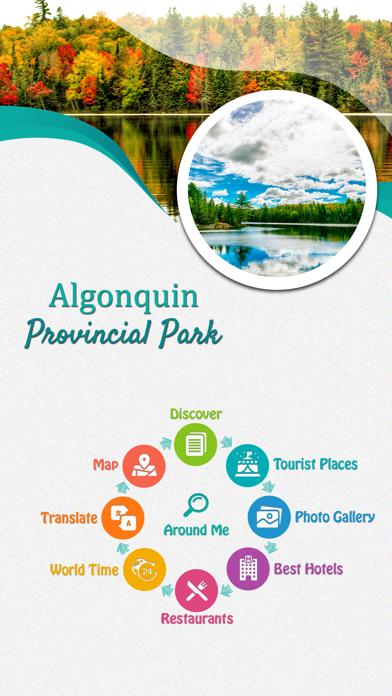 Algonquin Provincial Park screenshot 2
