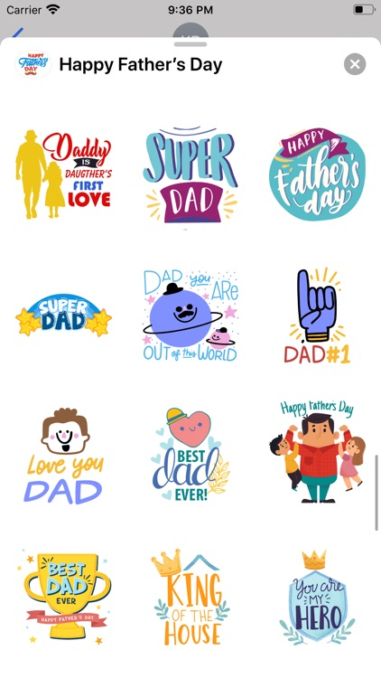 Happy Father's Day * screenshot-7