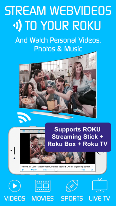 Video & TV Cast | Roku Player wiki review and how to guide