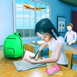 Virtual High School Girl Game