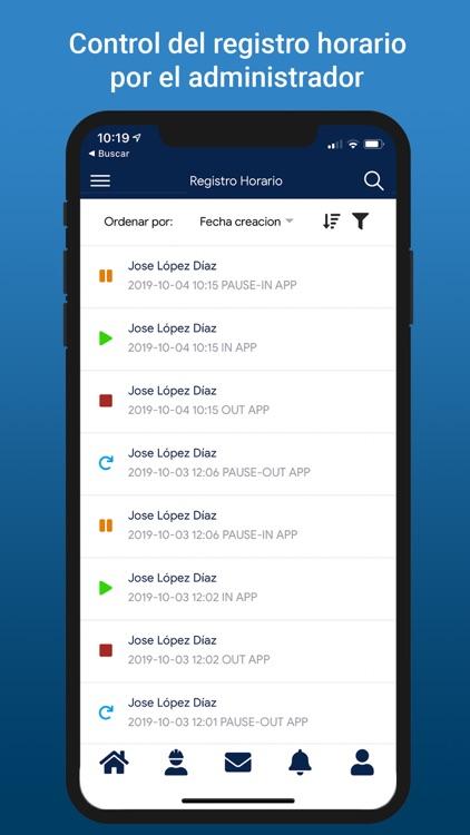 Portal del Empleado screenshot-4