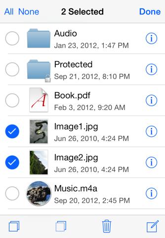 Screenshot of USB Disk Pro
