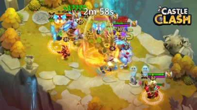 Castle Clash: War Empire