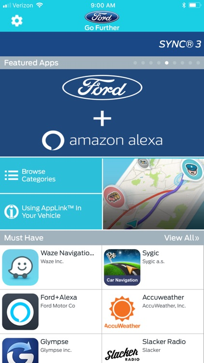 Ford App Catalog screenshot-0