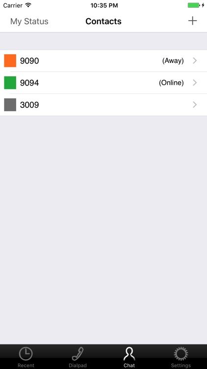 VaxPhone - SIP based softphone screenshot-3