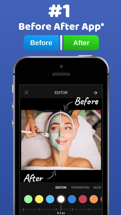 Before After Effect Collage BA