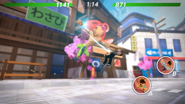 uFighter: 3D PvP Fighting Game screenshot-7