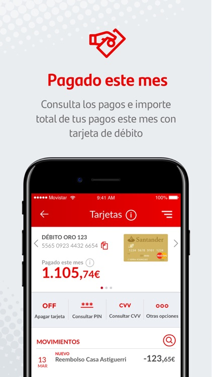 Santander screenshot-3
