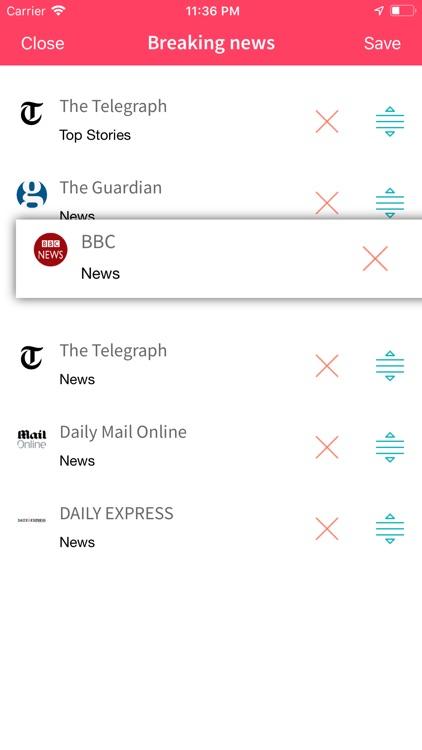 Breaking news UK screenshot-7