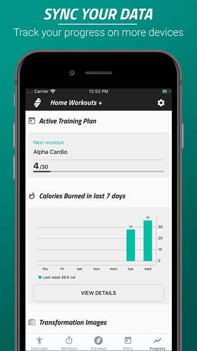 Spartan Home Workouts - Proのおすすめ画像6