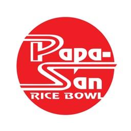 Papa-San Rice Bowl