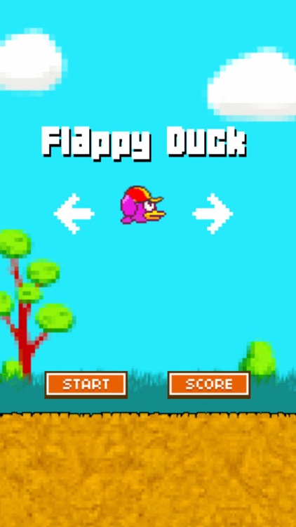 Flappy Duck - Fly With Wings