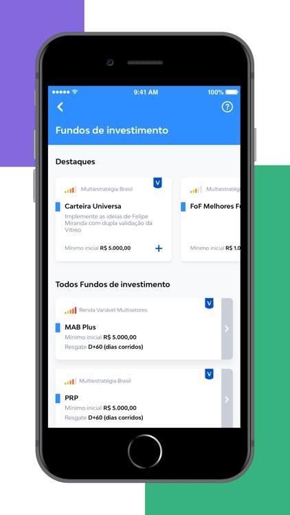Vitreo App screenshot-4