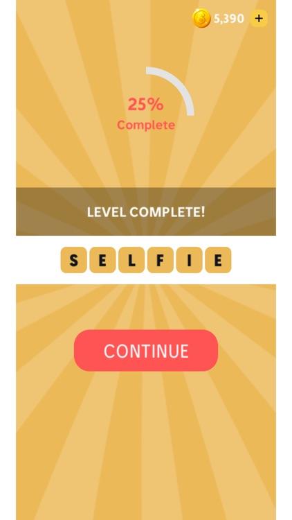 4 Pics 1 Word - Puzzle Game screenshot-4