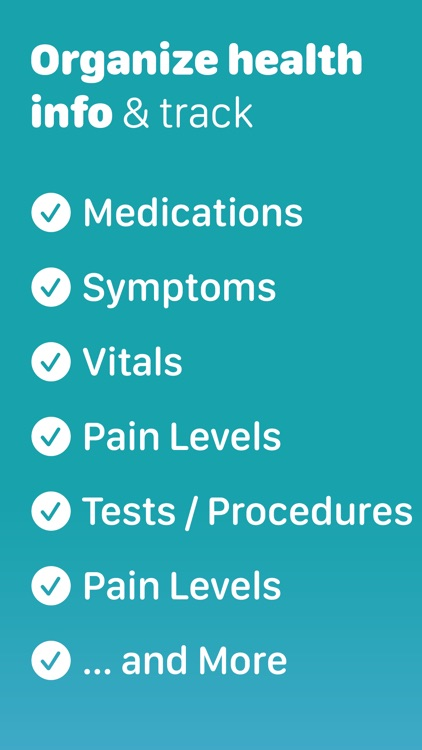 Sprout Care • Health Tracker screenshot-4