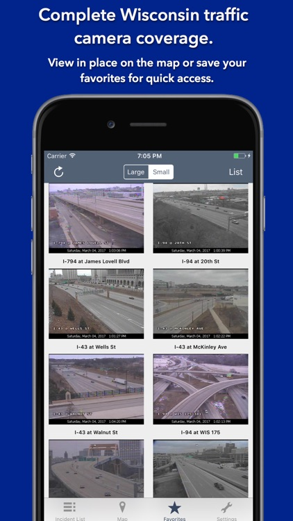 Wisconsin State Roads screenshot-3