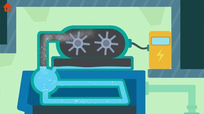 恐竜ゴミ収集車 - キッズ向けゴミ収集車ゲームのおすすめ画像7