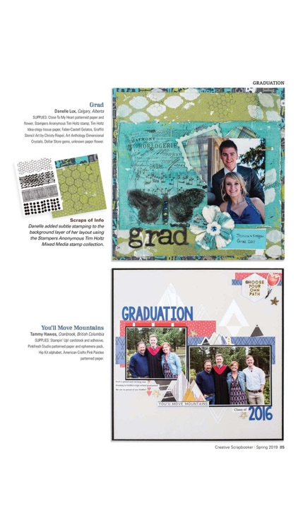 Creative Scrapbooker Magazine screenshot-5