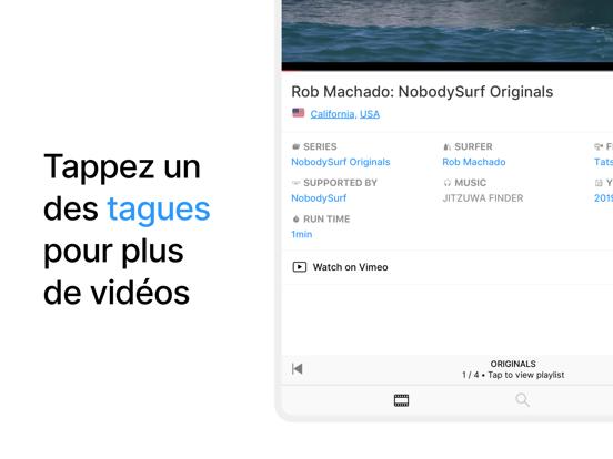 Screenshot #5 pour NobodySurf - Surfing Videos