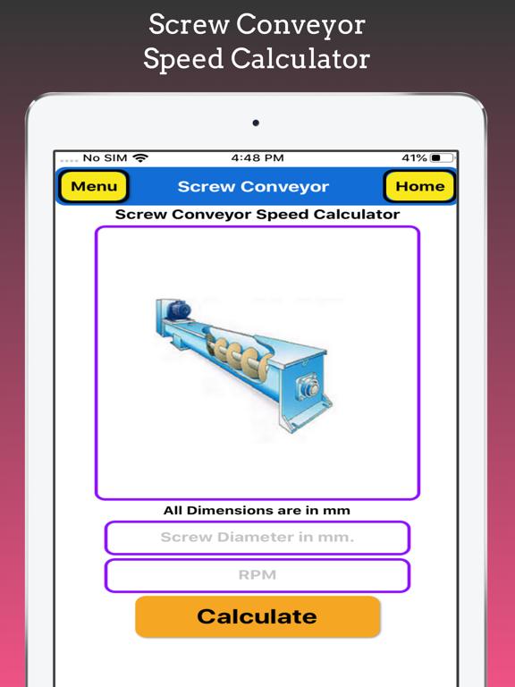 Screw Conveyor Pro screenshot 11