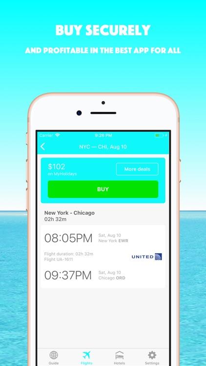 iGoTrip-Cheap Flights & Hotels screenshot-4